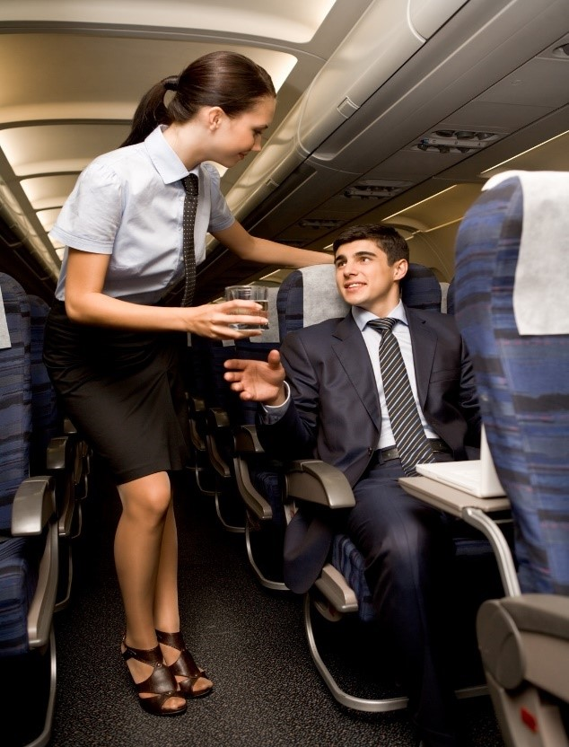 Top 3 Myths About Flight Attendants